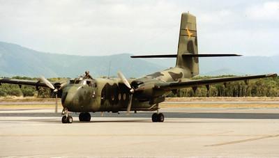 A4-140 RAAF DH-7 CARIBOU