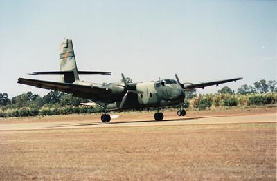 A4-228 RAAF CARIBOU