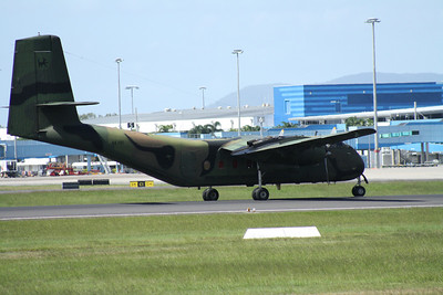 A4-195 RAAF DHC-4  CARIBOU