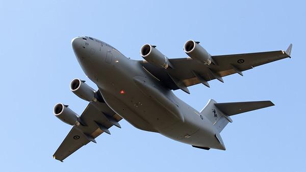 A41-213 RAAF C-17 GLOBEMASTER-3