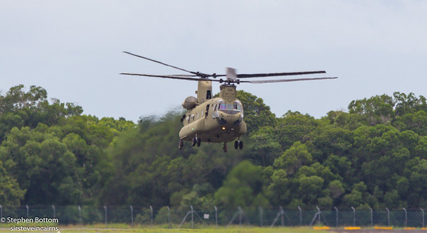 A15-308 ARMY CH-47F CHINOOK