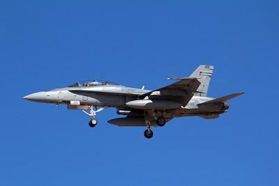 A21-105 RAAF FA-18