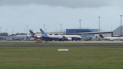 N789FT Boeing B787-900