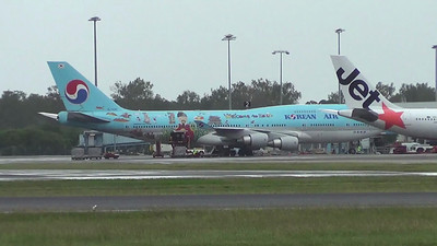 KOREAN AIR B747-400