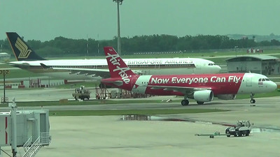 Singapore airport 2013 part three