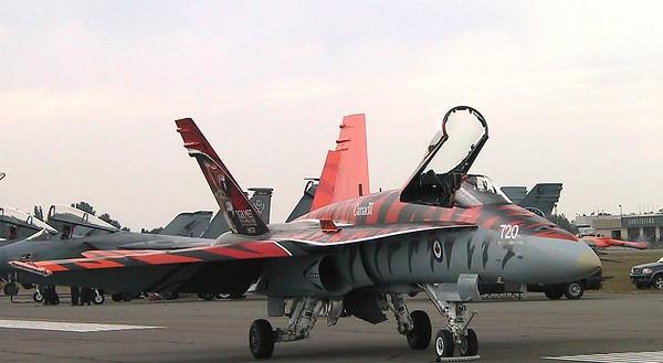 Abbotsford Air Show 2003