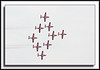 Snowbirds - Canada's premier aerobatic display team in their CT-114 Tutor jets. Operated by Canadian Forces 431 Air Demonstration Squadron.