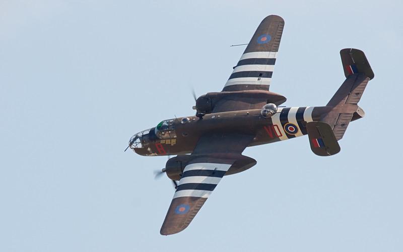 Grumpy ... B-25D Mitchell