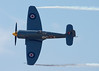 "Hawker Sea Fury FB.11 ""Argonaut"" with P&W engine"