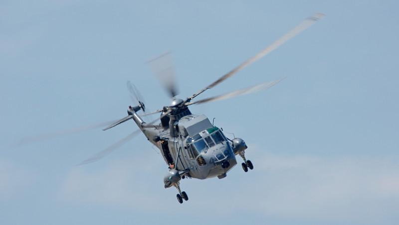 CAF Sikorsky CH-124 Sea King