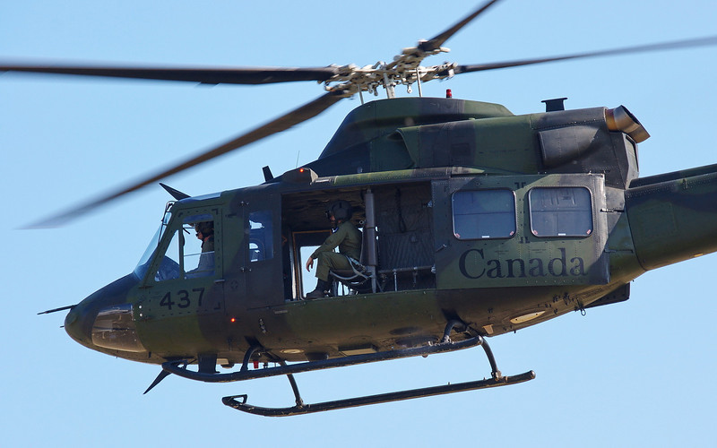 CF Assault Demo CH-146 Griffon