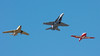 CAF Tribute flight