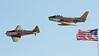 Harvard and F-86