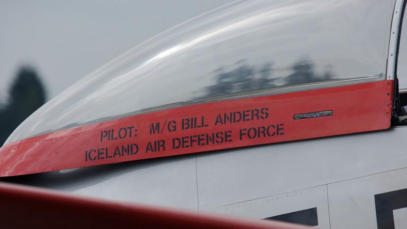 North American P-51D Mustage Val-halla