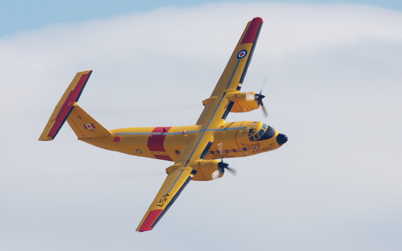 Canadian S&R CC-115 Dehavilland DHC-5 Buffalo