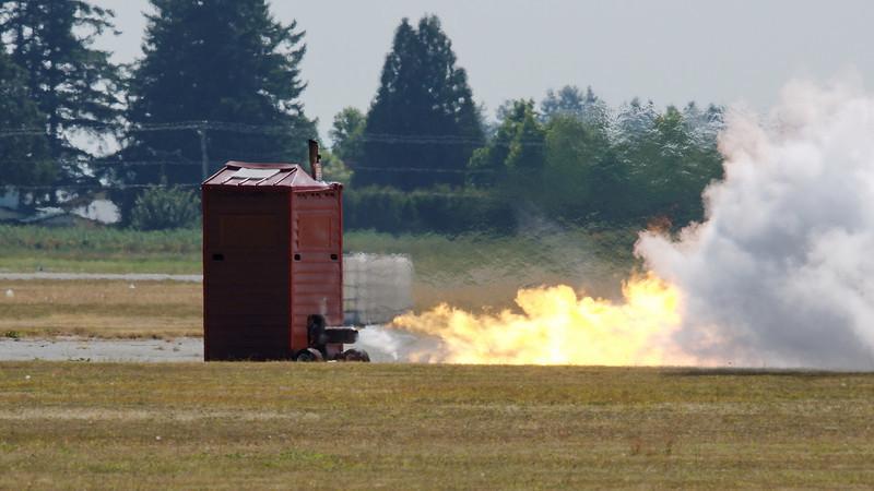 Indy Boys Jet Outhouse