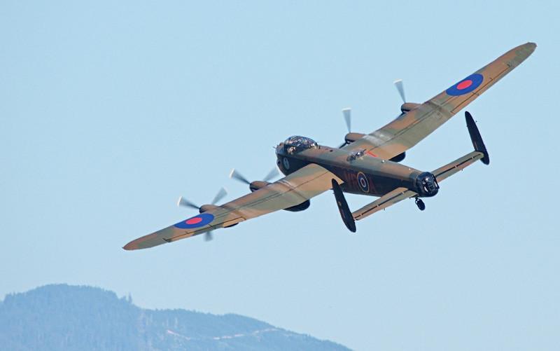 AVRO Lancaster X