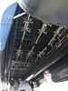 AVRO Lancaster X bomb bay