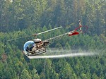Aerial Herbicide Application :