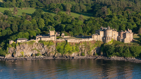 Culzean Castle, South Ayrshire, Scotland. 310508.