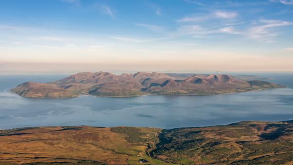 Arran, Scotland. 090608.