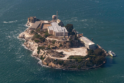 Alcatraz, San Francisco, California. 140906