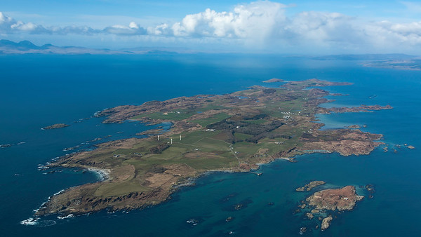 Gigha Island, Argyll, Scotland. 300308.