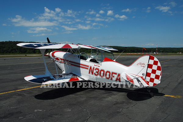 N300FA - PITTS AEROBATICS S-B2