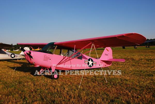 N4008A - 1947 Aeronca 7BCM