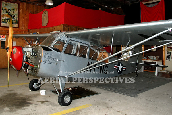 N3033E - 1946 AERONCA 7AC   Owned by  The 1941 Historical Aircraft Group   Geneseo N.Y.