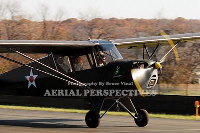 NC49152 - 1942 AERONCA L3B (O-58B)  Observation Plane for The US Army Pilot: John M. Price