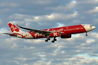 Air Asia X Airbus A330-300 9M-XXH