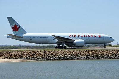 Air Canada Boeing 777-200LR C-FIVK
