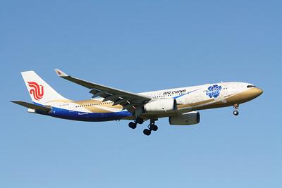 Air China Airbus A330-200 B-6076