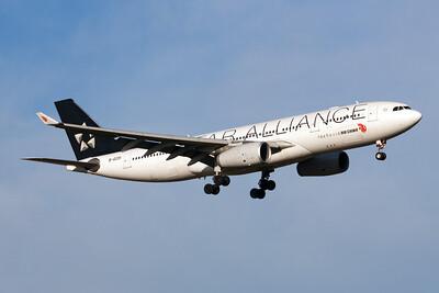 Air China Airbus A330-200 B-6091 Star Alliance Logo