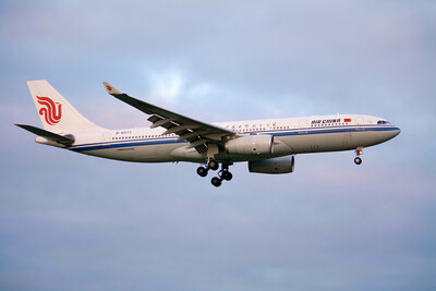 Air China Airbus A330-200 B-6073