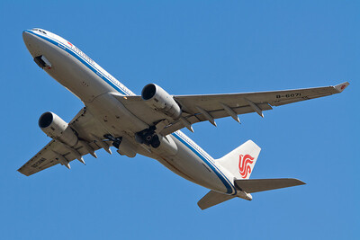 Air China Airbus A330-200 B-6071