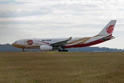 Air China Airbus A330-200 B-6075