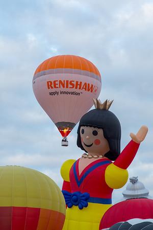 Bristol Balloon Festival 2013