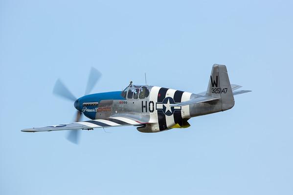 Flying Legends 2013