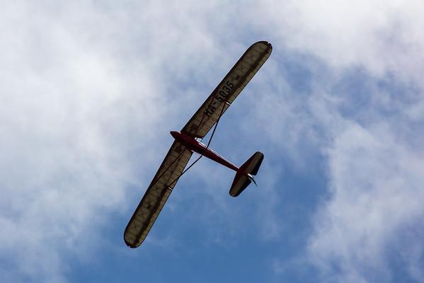 Lasham Gliders August 2013