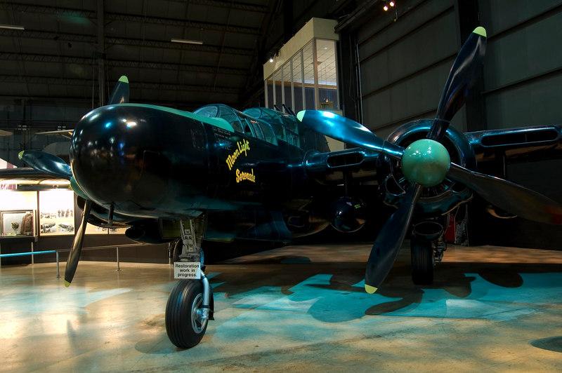 Northrop P-61C Black Widow at NMUSAF