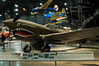 Curtiss P-40E Warhawk at NMUSAF