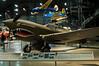 Curtiss P-40E Warhawk at NMUSAF