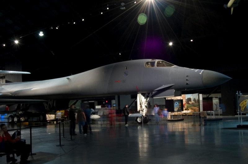 Boeing B-1B Lancer at NMUSAF