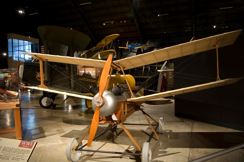 """Kettering Aerial Torpedo """"Bug"""" at NMUSAF"""