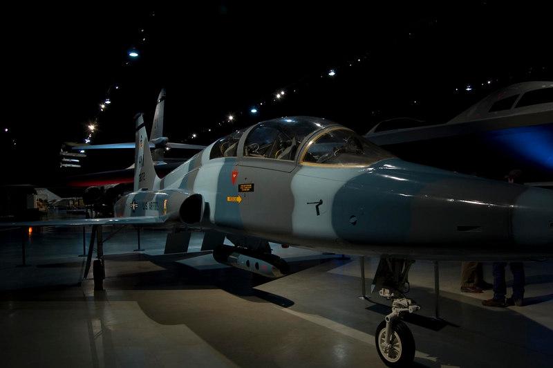 Northrop AT-38B at NMUSAF