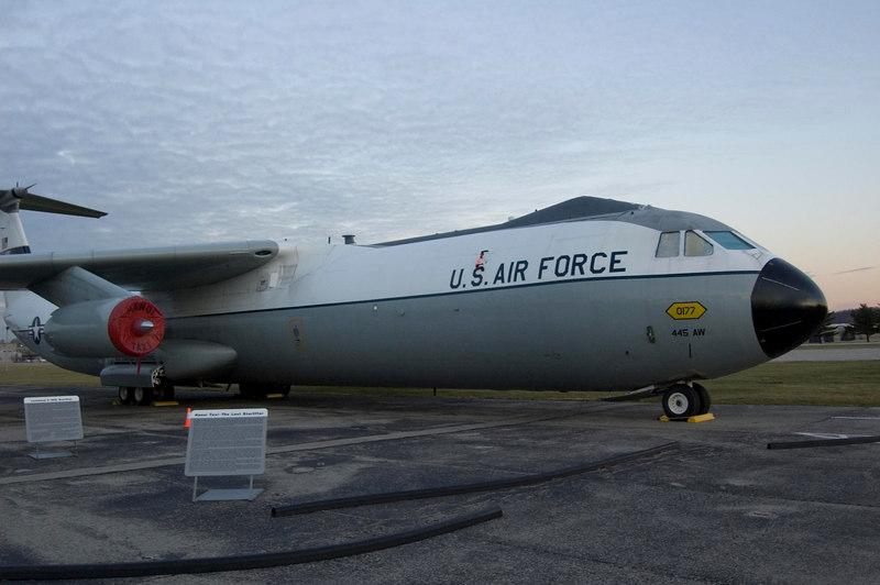 "Lockheed C-141C Starlifter ""Hanoi Taxi"" at NMUSAF"