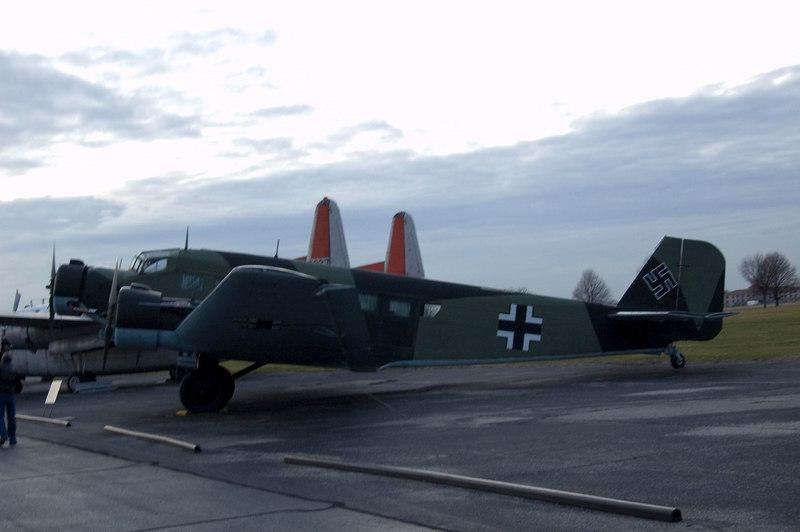 Junkers Ju 52 at NMUSAF