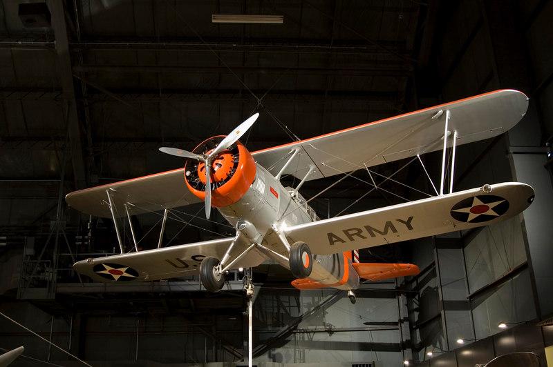 Douglas O-38F at NMUSAF